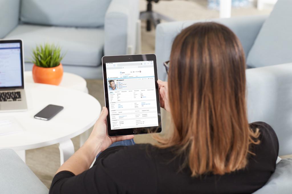 Workforce Administration | Gecko | HR built on Salesforce®